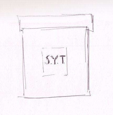 S.Y.T. kresba
