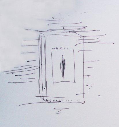 S.Y.T. kresba detail