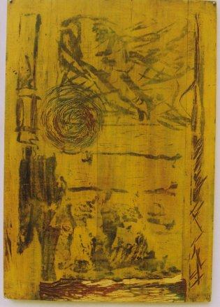 Světy II. (žlutá deska - kůň)